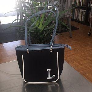 Bags - Vegan/ Nylon/ Satchel